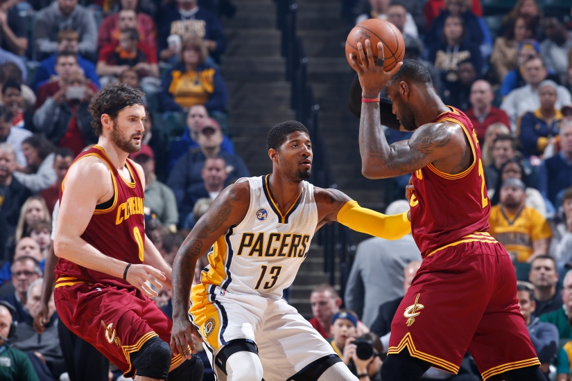 Paul George To Cleveland Makes Too Much Sense