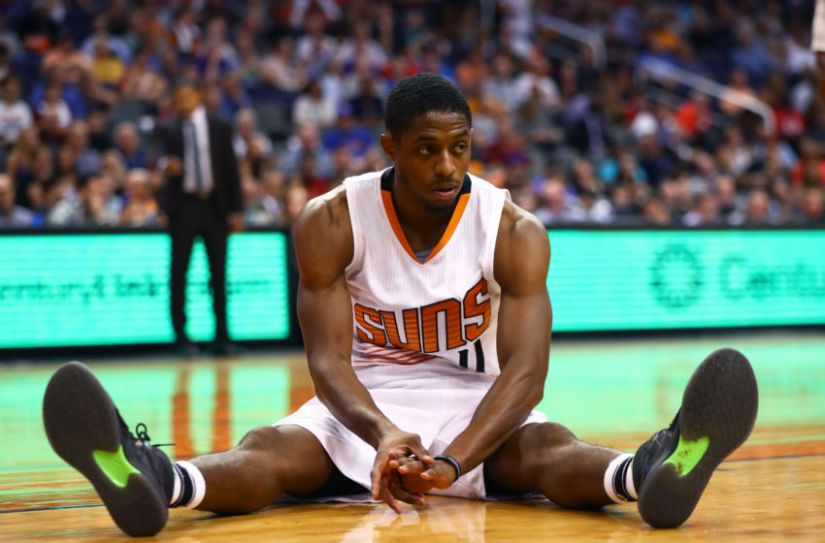 Brandon Knight Tears ACL: Done for Season