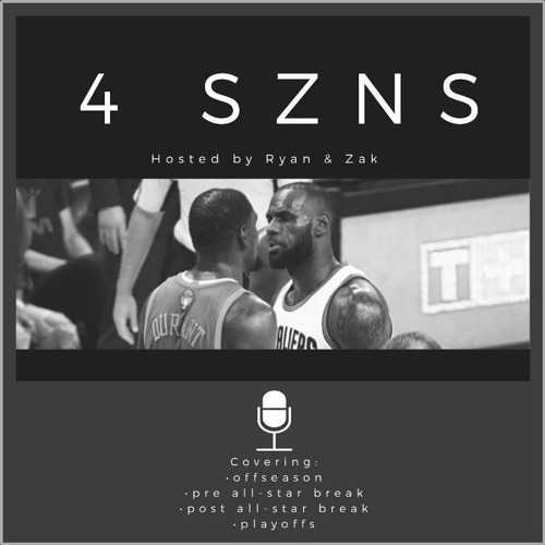 4 SZNS Podcast feat Justin Rowan & James Holas