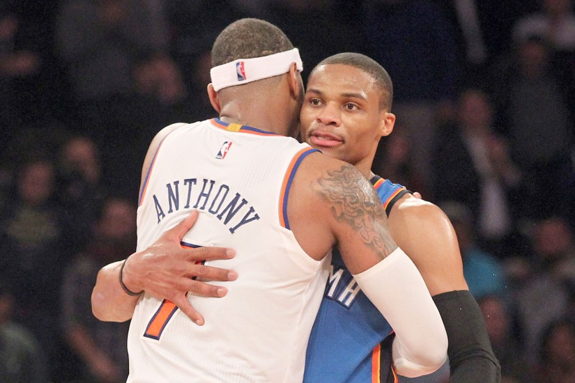 OKC Rumor Mill: Carmelo Anthony To The Thunder.