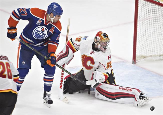 Calgary Flames Split SquadReview