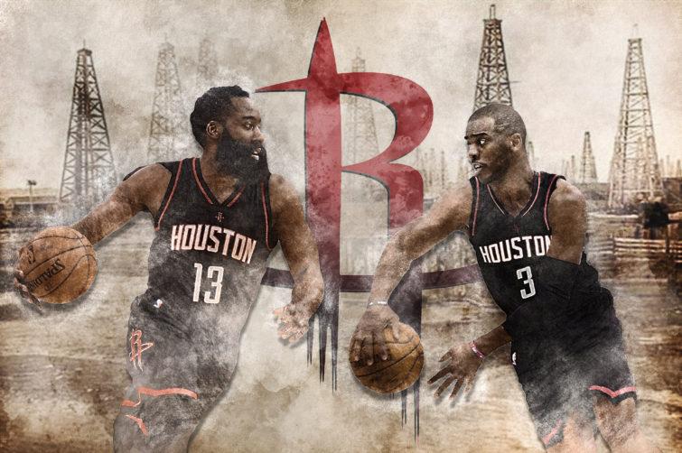 Houston Rockets SeasonPreview