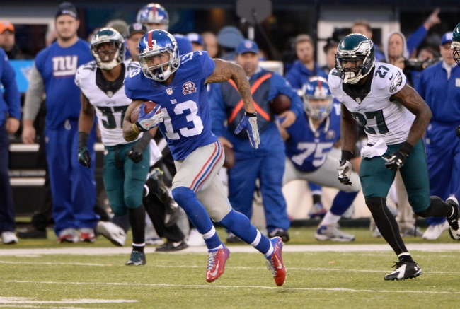 New York Giants Game Preview: EaglesEdition
