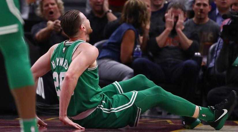 How should we feel with Game 1 of 82 in the books for theCeltics?
