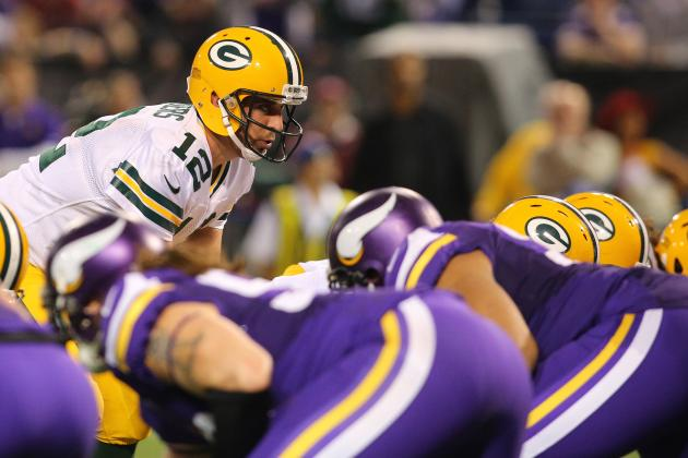 Week 6 Preview: Packers vs. Vikings