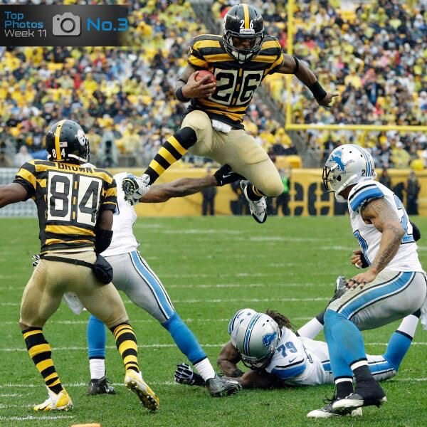 Steelers vs LionsPreview