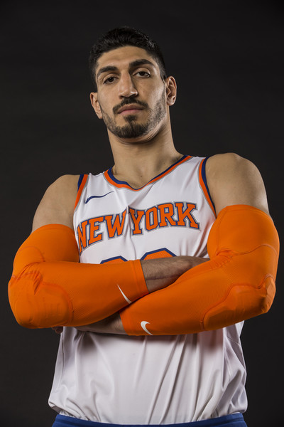 Enes Kanter proves his value without even being on the court