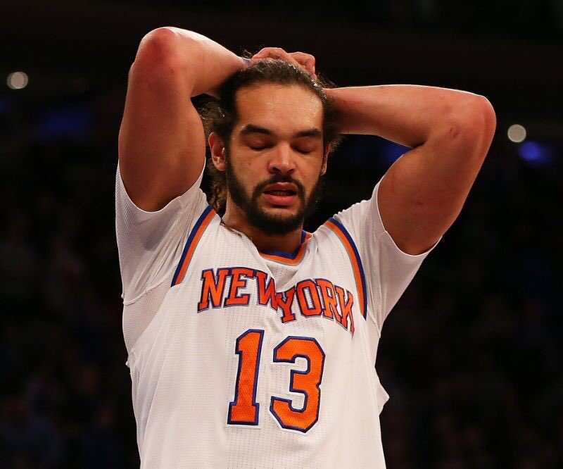 3 Centers and Joakim Noah .. What should the Knicks Do?