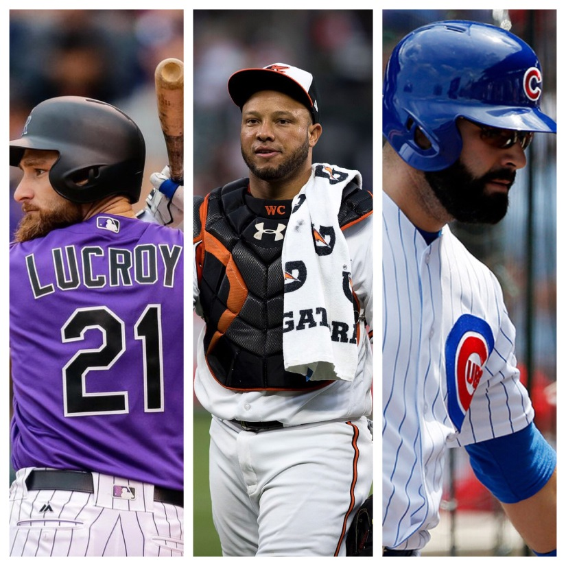 MLB Free Agent Catchers Predicted Landing Spots