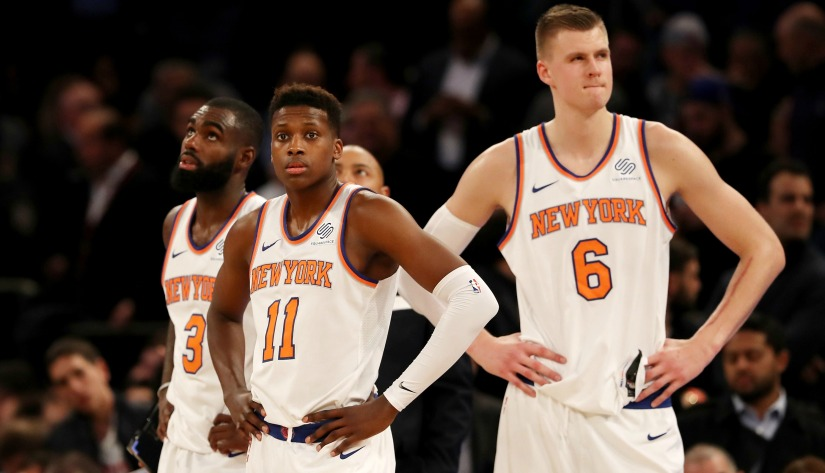 Winning On The Road: A Christmas Gift That Can Make Or Break The Knicks!