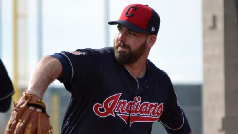 Indians Decline Option on Reliever Boone Logan